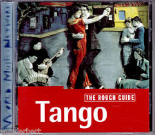 "CD - "" The Rough Guide to TANGO "" - Muy Buen Estado"