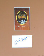 Richard Dreyfuss Autograph - Voice in James and the Giant Peach