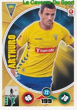123 ARTHURO BRAZIL GD.ESTORIL Recreativo Huelva CARD ADRENALYN LIGA 2015 PANINI