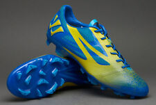 *NEW* Warrior Superheat 3G AG Football Boots Trainers Blue Cheap 10.5UK Bargain!