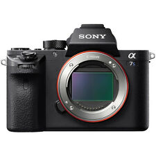 Sony Alpha A7S II Mirrorless 4K Full Frame PAL/NTSC Fotocamera Digitale