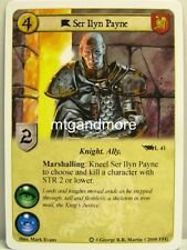 A Game of Thrones LCG - 1x Ser Ilyn Payne #L041 - Ice and Fire Draft Pack