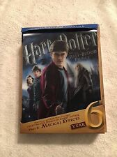 Harry Potter And The Half Blood Prince Ultimate Edition Rare Blu Ray year 6