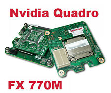 nvidia quadro FX770m 583302-001 Gamer HP ProLiant 460 G6 G7 G5 HP Notebook FX770