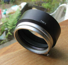 Canon Lens hood  T-50-2   50mm clamp on over 48mm filters 63 x 33