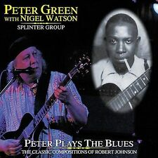 Peter GREEN CD.Plays the Blues: The Classic Compositions of Robert Johnson