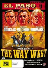 The Way West DVD R4 NEW