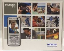 Nokia N73 - White 3 (T-Mobile / EE) Smartphone - Bluetooth - 3MP