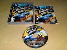 JUICED 2 HOT IMPORT NIGHTS Sony PS3 (UK VGC COMPLETE) Modded Car Street Racing