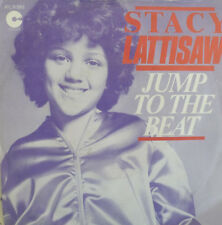 "7"" 1980 NL-Press MINT -! Stacy Lattisaw Jump to the Beat"