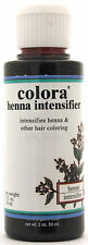 COLORA HENNA INTENSIFIER INTENSIFIES HAIR COLORING EXTRACT 2 FL. OZ.