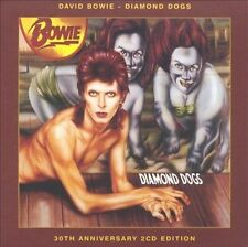 Diamond Dogs 30th Anniversary Edition, David Bowie, Acceptable Extra tracks