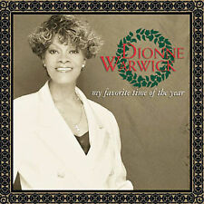 My Favorite Time of the Year by Dionne Warwick (CD, Oct-2004, DMI Records)NEW