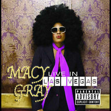 2 CDS - MACY GRAY LIVE IN LAS VEGAS!! NEW!!
