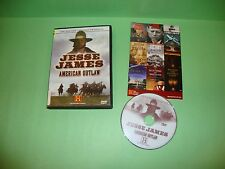 Jesse James: American Outlaw (DVD, 2007)