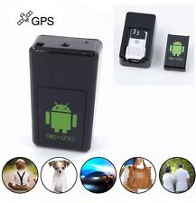 GF-08 Mini GSM GPRS Tracker Listening Device Vehicle Voice Activated+Spy Camera