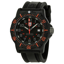 Luminox Authentic 8815 Black Ops Black Dial Red Accents Bright Night Vision !