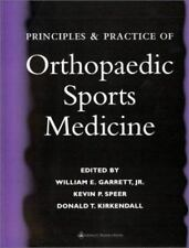 Principles and Practice of Orthopaedic Sports Medicine