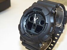 Man's Watch.CASIO G-SHOCK GA-100-1A1