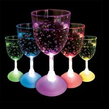 Wine Glass Flash Gadget Bar Drink Light Party Gift LED Novelty Champagne Dinner