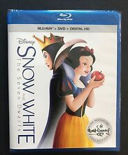 DISNEY SNOW WHITE AND THE SEVEN DWARFS(BLU-RAY+DVD+DIGITAL HD)