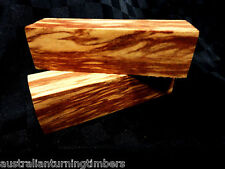 Flame Mackay Cedar Wood Knife Blocks