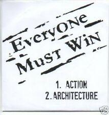 (269O) Everyone Must Win, Action / Architecture - DJ CD