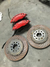 2003-2008 AUDI A4 StopTech StopTech Big Brake Kit
