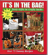 NEW! It's in the bag crafts and goody bag gifts to make Christmas holidays