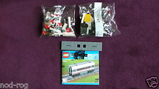 Lego City Middle Carriage Coach Split From High Speed Passenger Train 60051