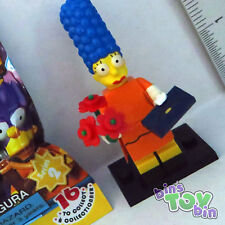 MARGE SIMPSON Lego Minifigures Minifigure The Simpsons Series 2