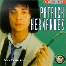 Patrick Hernandez Born to Be Alive CD-ALBUM-RAR -