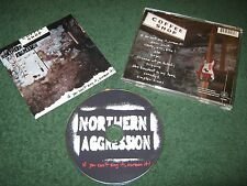 Northern Aggression - If You Can't Sing It Scream It (cd)