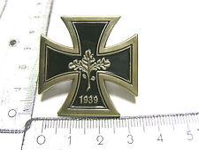 Eisernes Kreuz 1939----EK 1939 ohne verbotene Zeichen-Silber schwarz
