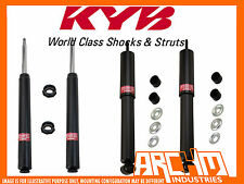 HOLDEN COMMODORE SEDAN VK, VL, VN & VP FRONT & REAR KYB SHOCK ABSORBERS
