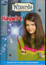 "DISNEY CHILDREN'S BOOK WIZARDS OF WAVERLY PLACE ""HAYWIRE"" BETH BEECHWOOD"