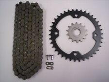 YAMAHA RAPTOR 700 SPROCKET & HD CHAIN SET 13/38 2006 2007 2008 2009 - 2013