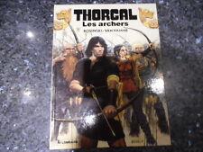 belle reedition thorgal les archers