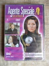 Agente Speciale The Avengers n.2 DVD editoriale