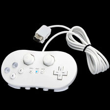 Classic Controller Game Pad Joypad for Nintendo Wii Remote Gaming Accessories