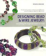 "*NEW* CRAFT BOOK ""DESIGNING BEAD & WIRE JEWELRY"" BY RENATA GRAHAM"