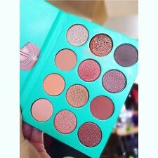 New The Nubian Eyeshadow Palette By Juvia's Place NIB Authentic Warm Neutral