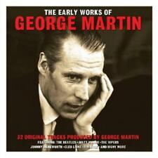 Early Works Of George Martin von Various Artists (2015), Neu OVP, 2 CD Set