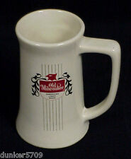 OLD MILWAUKEE POTTERY BEER STEIN