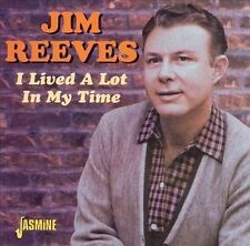 Jim Reeves-I Lived A Lot In My Time CD NEW
