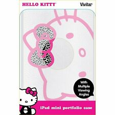 Hello Kitty Universal Portfolio Case with Multiple Viewing Angles for iPad Mini