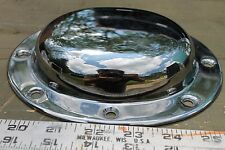 NEW! Chrome Clutch Derby Cover Harley Davidson Knucklehead, Panhead 36-64