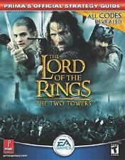 The Lord of the Rings: The Two Towers (Prima's Official Strategy Guide), Prima T