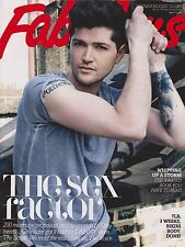 FABULOUS UK Magazine No 216, 15 April 2012 , Danny O'Donoghue on cover