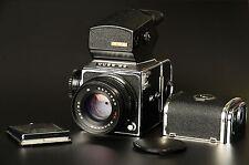 Kiev-88, Kiev-88 TTL — medium format SLRs. Lens volna - 3 (MS) 2.8  80